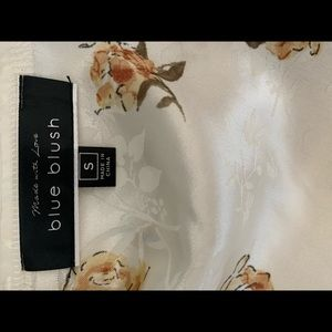 Tops - Shop12th tribe Times Like These Cream Floral Top